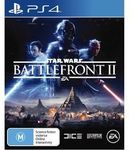 Star Wars Battlefront II (PS4/XB1) + Turtle Beach Communicator Headset $57 @ The Warehouse