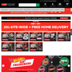 20% off Storewide & Free Home Delivery (Exclusions Apply) @ Repco