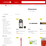 Extra 50% off Selected Clearance Products @ The Warehouse