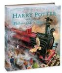 Harry Potter & The Philosopher's Stone Illustrated Edition - $12.90 Shipped (RRP $59.99) @ Booktopia