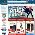 Raspberry Pi 3 Model B Kit $120.75, Intel NUC Kit NUC6i7KYK $1,033.85 @ PB Tech + More