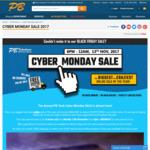 PBTech Cyber Monday Sale - Chromecast $47, LG UltraWide Monitor $369, Samsung MicroSD 50% off, Sennheiser PXC550 $343 +more