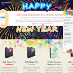 Round 2 - WonderFox 2018 New Year Carnival - 8 Software $0