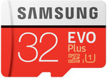 Samsung Evo Micro SD 32GB - $19 @ PB Tech