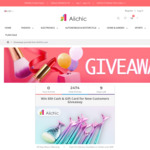 Win $50 Cash & Gift Card for New Customers Giveaway