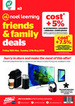 Get cost +5-7.5% with Noel Leeming and n3, Friends and Families Deal