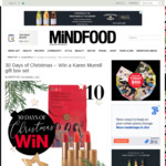 Win 1 of 4 Karen Murrell Gift Box Sets (Worth $78) from Mindfood