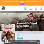 [PC Game] Assassin's Creed Chronicles China Free @ ubisoft