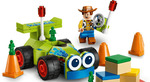 Win a LEGO Juniors Toy Story 4 Woody & RC Character Car from Auckland for Kids