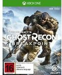 [XB1]  / [PS4] Ghost Recon Breakpoint $49 @ The Warehouse