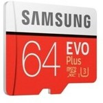 Samsung Evo Plus MicroSD 32GB $11.85, 64GB $17.11, 128GB $31.14 Delivered @ Flashforward Trade Me