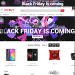 Black Friday Coupons - $10 off $55 Spend @ Joybuy