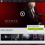 [PC] Free: Hitman Absolution @ GOG