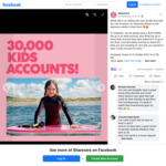 Win $100 Wallet Top-up for an Adult & Each Linked Kids Account with Sharesies