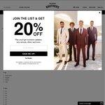 Hallensteins Chinos & Joggers Now $29.99 | Save $33