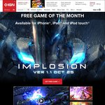 Free iOS Game: Implosion (Was $9.99) @ IGN
