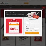 Valentine's Month Sale | Printvenue | Flat 50% off Sitewide | No Limit on Discount