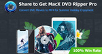 MacX DVD Ripper Pro V6.1.0 Free Download