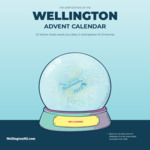 Wellington Advent Calendar (24 Daily Deals): 2 for 1 Cake Slices | Buy 1, Get 1 Free Ferry Tix | 4 Beers + Fries $18