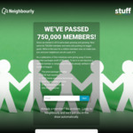 Win a $750 Voucher Prize Packs from Neighbourly