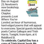 Win a copy of Trish Harris' book My Wide White Bed from The Dominion Post