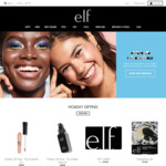 50% off All Orders above $30 Site-Wide Including Sale (+ $7 Shipping/Free with $40 Order) @ E.l.f Cosmetics