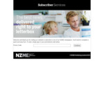 NZ Herald 4-Month Subscription for $118.40 with Free JBL Flip 5 Speaker or $100 Prezzy Card