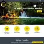 $20 off @ Kaituna River Rafting (Rotorua)