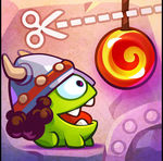 "[iOS] First Time Free ""Cut The Rope"" - Time Travel and Experiments (Also HD Version) $0 @ iTunes"