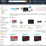 US Amazon Prime Day: SanDisk up to 40% off, Huawei Watch $185USD Shipped + More
