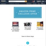 $60 USD in Discount Codes (Camera Category $30 off $40, PC Hardware $20 off $30) When You Upload Photo @ Amazon (Prime Required)