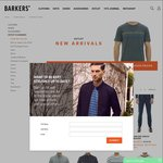 Barkers Online Cyber Monday Sale - Take Another 30% off Already Reduced Prices
