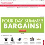 13% off Sitewide + Free Shipping Today Only (13/1) (E.g. PS4 Pro 1TB $521, Huawei P8 Lite $164, Xbox One S $405) @ The Warehouse