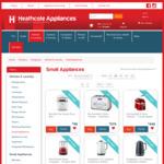 FREE FREIGHT ONLINE on Small Appliances @ Heathcotes