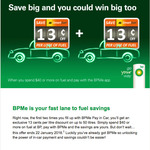 2x 13c/Litre Off with BPMe Pay in Car & AA Smartfuel