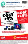 Cost +5-7.5% @ Noel Leeming
