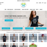 Free Shipping at Digitees.co.nz