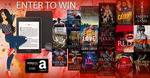 Win A Kindle Paperwhite + $100 Amazon Gift Card + 50 eBooks