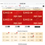 10% off at SHEIN