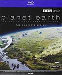 BBC Blu-Ray Frozen Planet, Planet Earth or Life from £11.90 / $21.99 Delivered @ Amazon UK