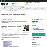 FREE: 60 Microsoft Office 2007/2010/2013 Training Manuals