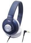 ATH-S500 DJ Headphones (Navy) 24$ @ Mighty Ape
