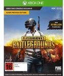 PlayerUnknown's Battlegrounds (Xbox Version) $32 at The Warehouse