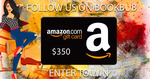 Book Throne-Win a $350 Amazon Gift Card