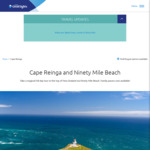 10% off Cape Reinga and Ninety Mile Beach tours (Northland) @ Dolphin Cruises
