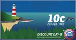10 Cents off Per Litre Fuel @ Gull until 12pm 27/11