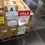 "Refurb Sony 4K 55"" OLED A8F $2599 @ Sony Sylvia Park"