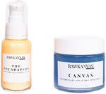 Win a RAWKANVAS Natural Skincare Set (Worth $155) from Fashion NZ