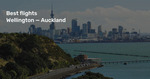 Jetstar Friday Frenzy: Flights from $27 eg WLG to AKL @ Beat That Flight