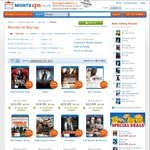 120+ Blu-Ray Movies $10 or under @ Mighty-Ape - Shipping from $3.90